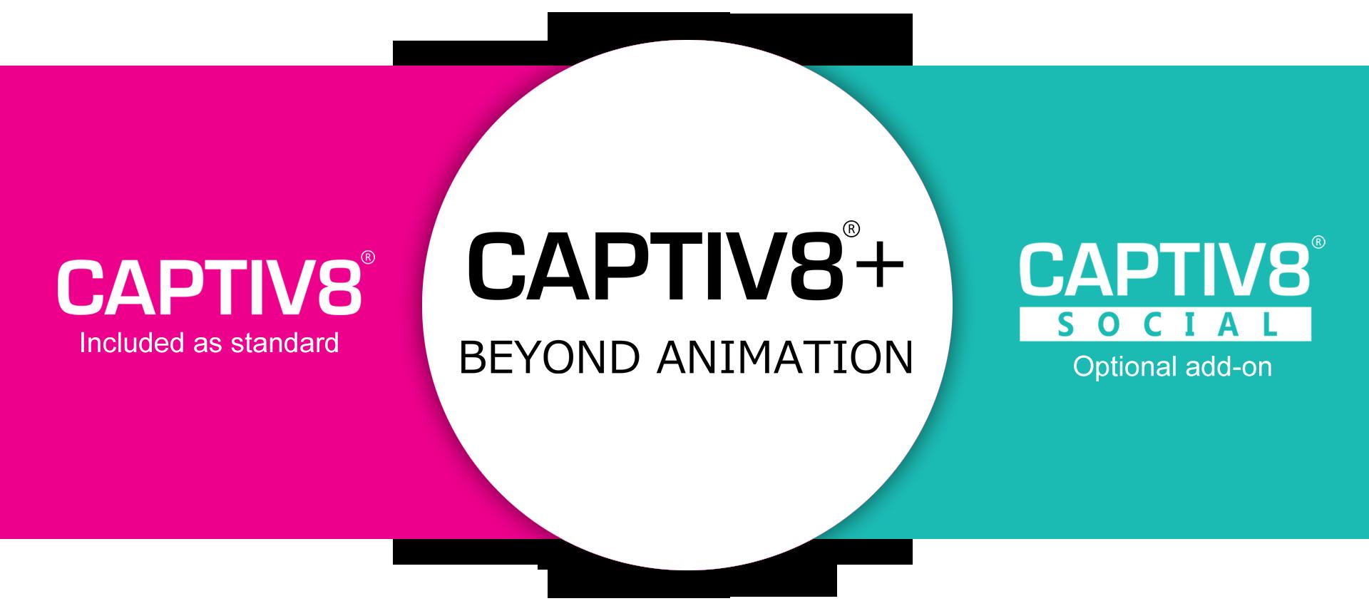 CAPTIV8+