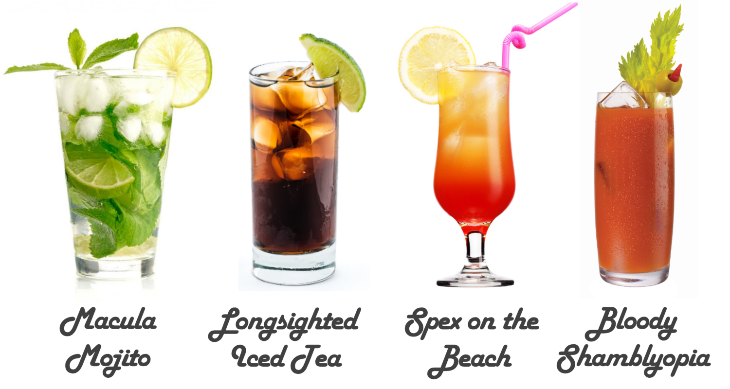 Cocktails optimedoptimed for How to make non alcoholic drinks